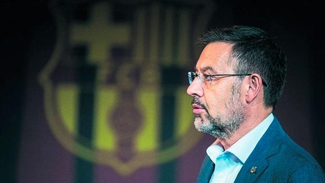 Barcelona: a dos meses de la pelea con Messi, renunció el presidente Josep María Bartomeu