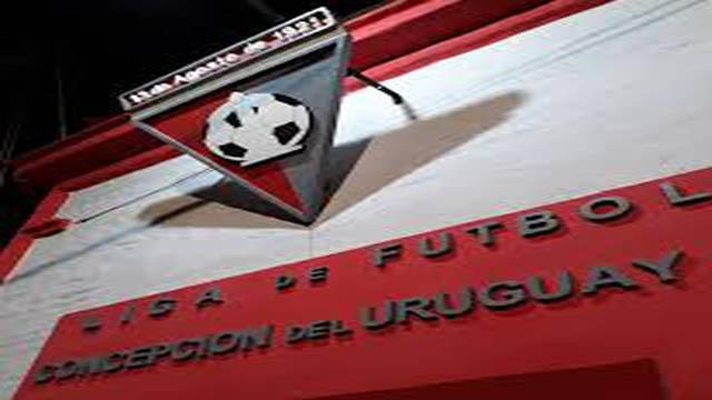 El futbol urugayense queda suspendido hasta el 2021.