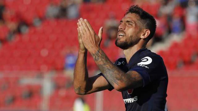 """""""Me fue bien contra San Lorenzo, esperemos que siga la racha"""", dijo el Bati."""