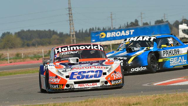Tras la rotura del motor, Mariano Werner largará último en la serie.