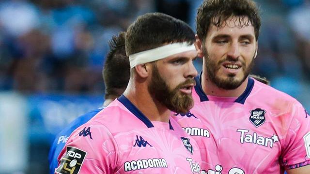 Marcos Kremer tuvo un estreno triunfal en el rugby francés.