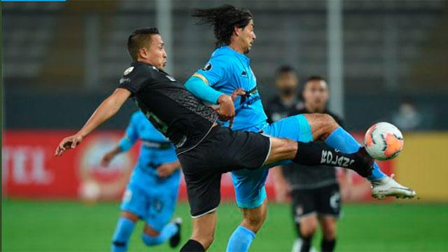 Después de seis meses, volvió la Copa Libertadores y hubo gol argentino.