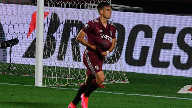 Libertadores: River le gana a Binacional de Perú 2-0 y se acerca a octavos