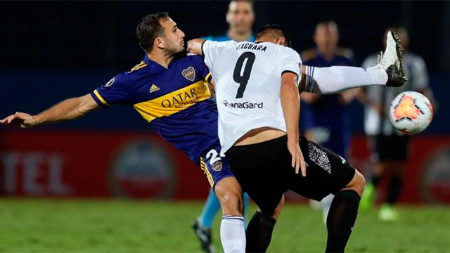 Copa Libertadores: En Paraguay, Boca le ganó con claridad a Libertad con  los goles de Salvio - Superdeportivo.com.ar