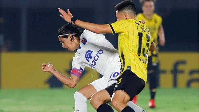 Tigre sufrió una dura derrota en Paraguay.