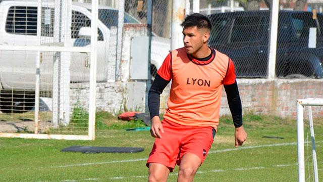 """""""Afianzarme en el equipo es mi anhelo"""", el objetivo de Mauro González."""