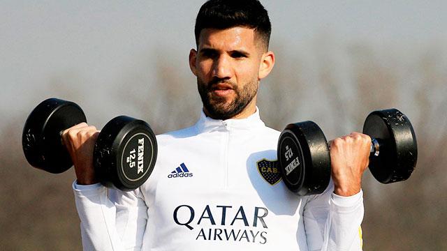 Russo recupera a López para jugar el jueves en Colombia.