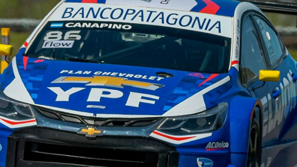 Agustín Canapino se llevó la victoria en la final del Súper TC2000.