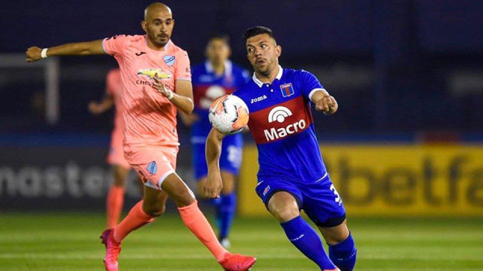 Tigre no pudo con Bolívar y prácticamente no tiene chances en la Libertadores.