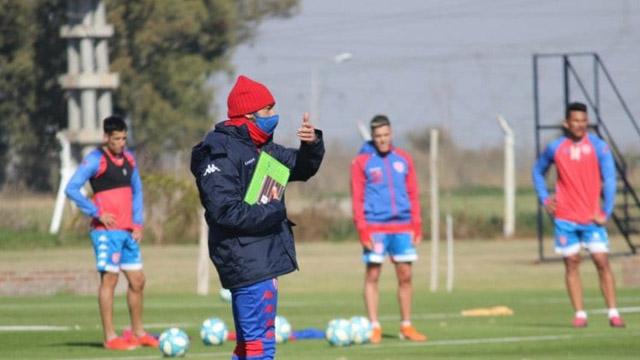 El Vasco Azconzábal busca llegar de la mejor manera el torneo.