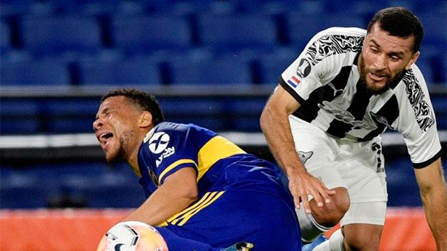 Boca empata en la Bombonera y saca pasaje a octavos de la Libertadores