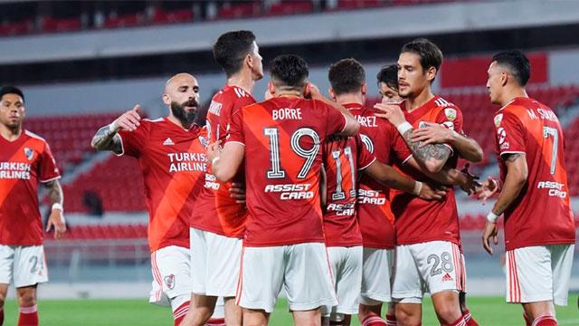 Copa Libertadores: River derrotó a San Pablo y aseguró un lugar en los octavos de final