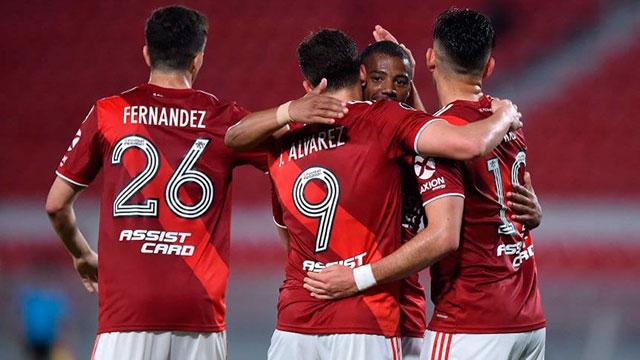River recibe a Liga de Quito buscando el primer puesto del grupo.