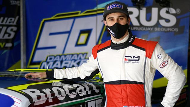 El ramirense Damián Markel correrá nuevamente en el Turismo Nacional.