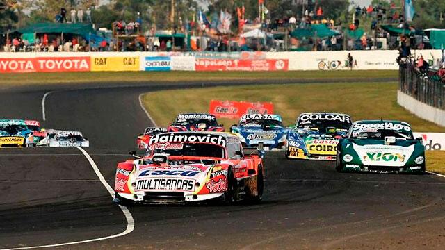 El TC clasifica en Buenos Aires para la quinta fecha de la temporada.