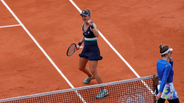 El torneo de ensueño de Nadia Podoroska.