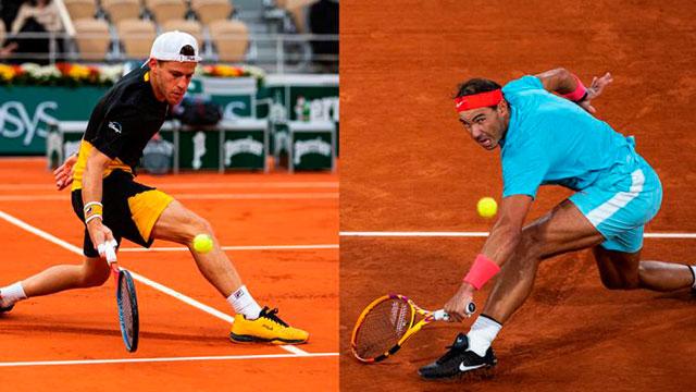 Diego Schwartzman va por otro paso histórico ante Nadal en Roland Garros.