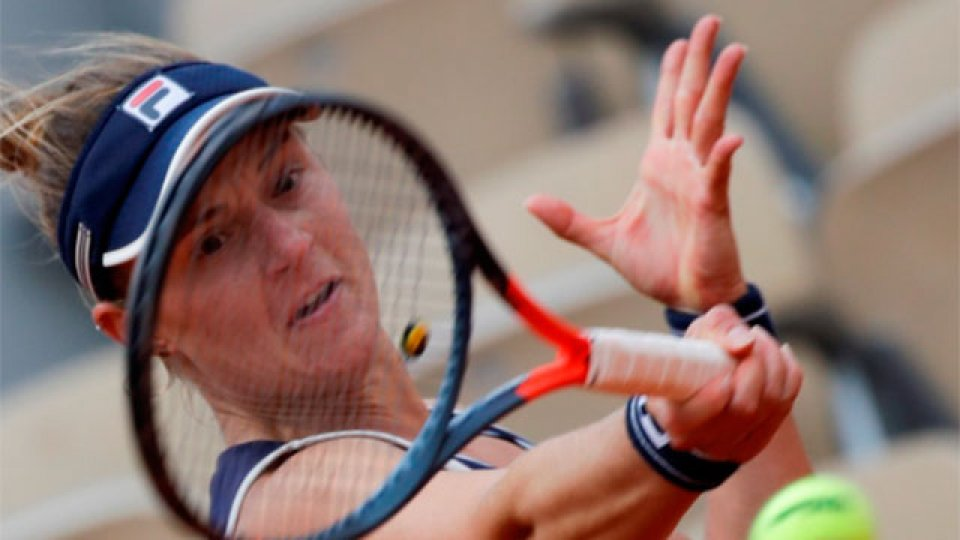 La sorprendente Nadia Podoroska buscará llegar a la gran final en Roland Garros.