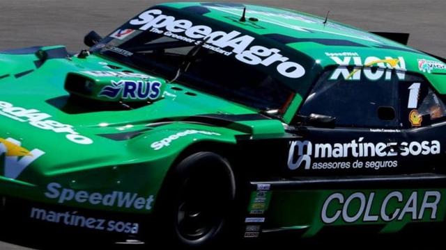 El piloto de Chevolet largará primero en la Final del Turismo Carretera.