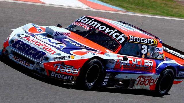 Mariano Werner fue segundo en la clasificación del TC en San Nicolás.