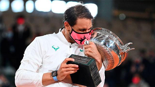 Nadal se consagró ante Djokovic en Roland Garros.