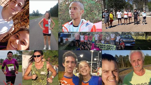"""Primera edición de la Real Runners Copa 5k """"Resiliencia""""."""