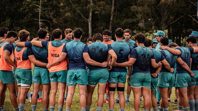 Argentina XV debuta en el Sudamericano de Rugby.