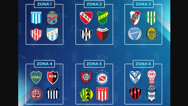 Liga Profesional: Cómo llegan cada uno de los 24 clubes al nuevo campeonato