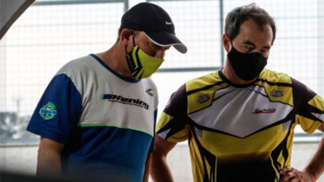 """El Gurí Martínez y el auto de Werner: """"Estamos trabajando a full para llegar""""."""