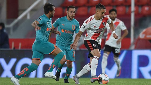 River empata ante Liga de Quito: el objetivo es terminar como líder de su grupo