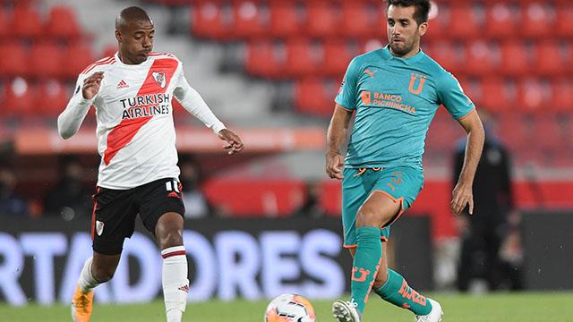 Libertadores: River goleó a Liga de Quito y se aseguró el primer lugar de su grupo