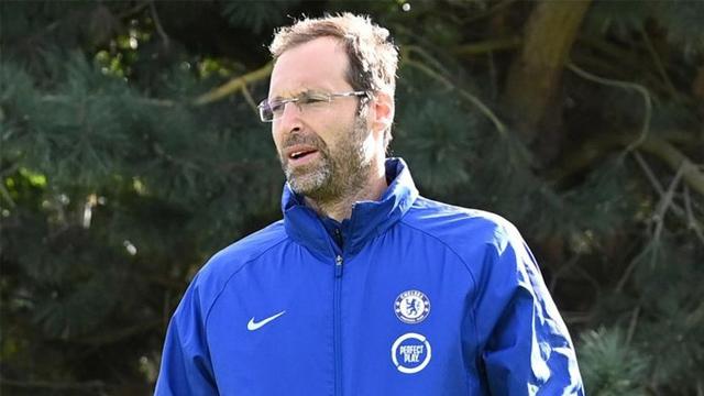"""""""Había lugar en la lista y yo era una opción en caso de emergencia"""", dijo Cech."""