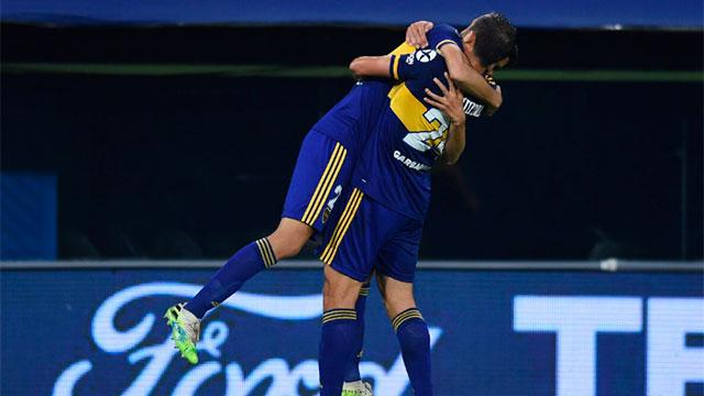 Boca, ya clasificado, derrota 3-0 a Caracas en el cierre de la fase de grupos