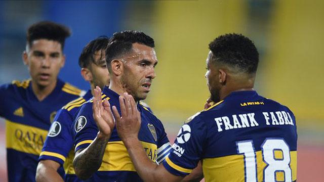 El récord de Tévez: 250 partidos en Boca y tercer jugador con más presencia.