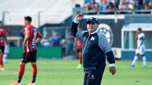 En el cumpleaños de Maradona, Patronato visitará a Gimnasia en el partido inaugural