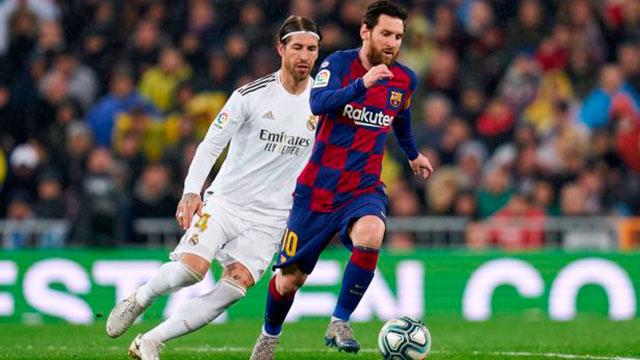 Barcelona y Real Madrid animarán un inédito clásico por la Liga de España