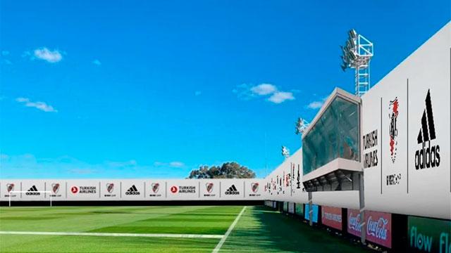 El River Camp, a un paso de tener el permiso para la Copa de la Liga.