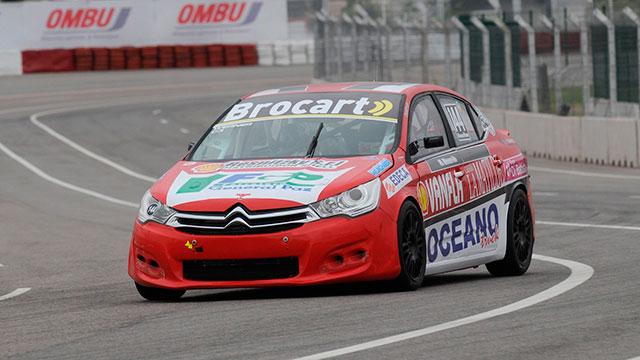 Mariano Werner correrá a bordo de un Citröen C4.