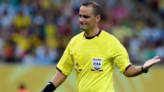 Los antecedentes de Patronato con Diego Abal como árbitro