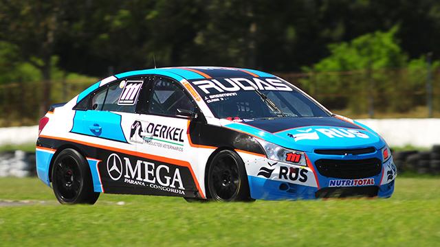 El crespense Joel Gassmann se quedó con la primera pole en Clase 3.