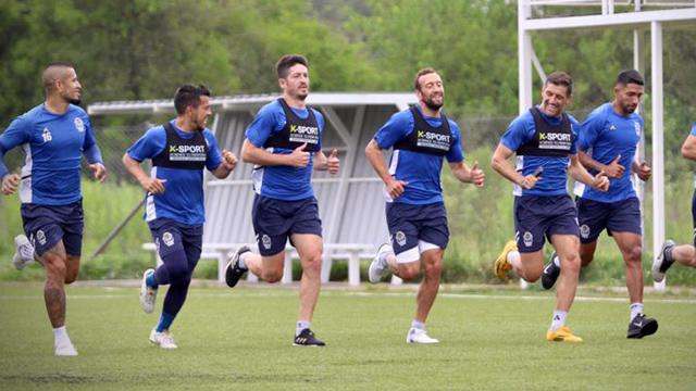 Gimnasia define el equipo para el debut ante Patronato.