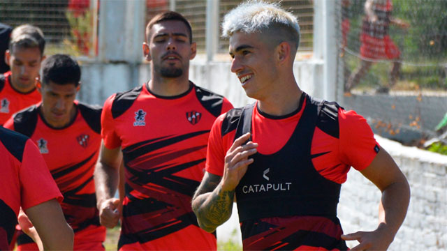 Liga Profesional: Patronato confirmó la lista y los números de cada jugador
