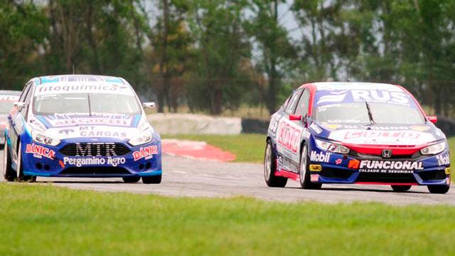 Urcera ganó en La Plata y Mariano Werner culminó lejos del podio.