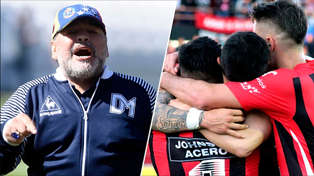 Patronato activó en el hotel, el club saludó a Maradona y confirman que el 10 irá al Bosque
