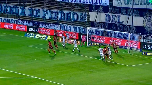 Patronato debuta en la Copa de Liga Profesional con Gimnasia: igualan sin goles
