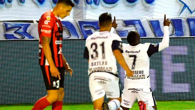 Mal arranque de Patronato en la Liga Profesional: Gimnasia lo goleó 3-0 en La Plata