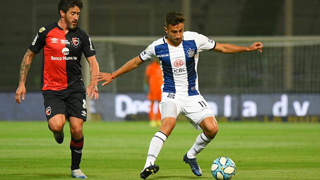 La T se impuso por 3-1 con goles de Tenaglia, Pochettino y Valoyes.