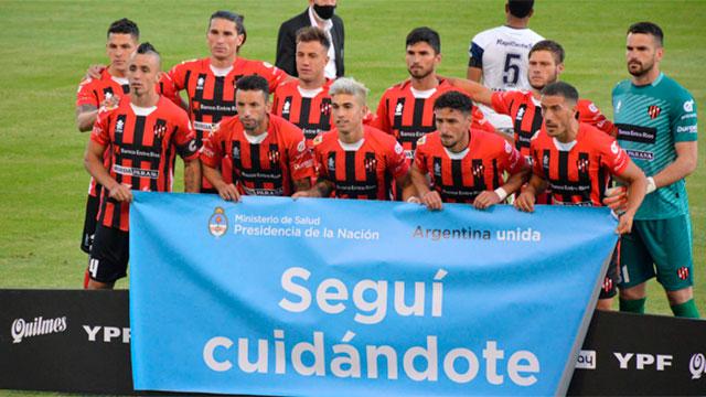 Álvarez, tras el debut ante Gimnasia: