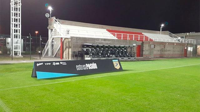 Preocupación en River: La Liga Profesional no quiere que juegue en su predio