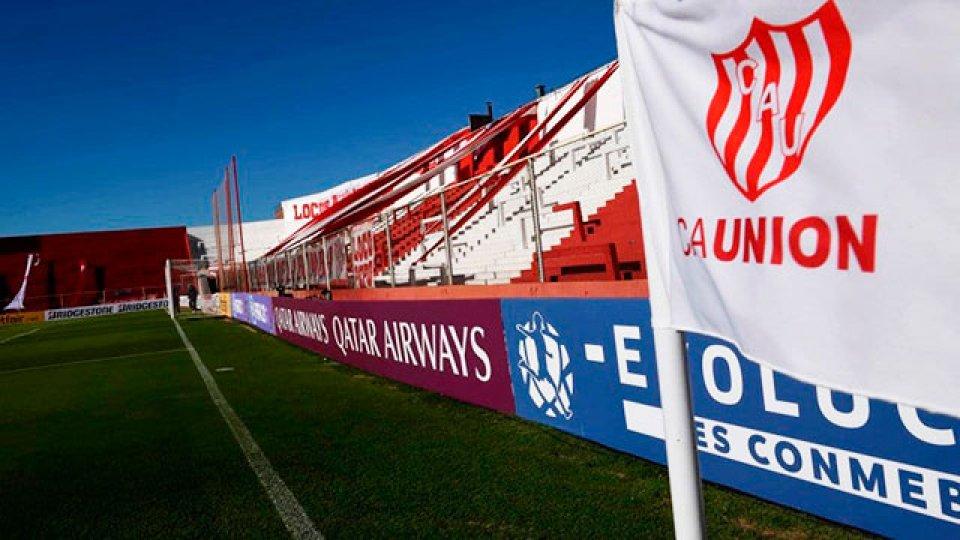 Unión-Arsenal se jugará en Santa Fe.